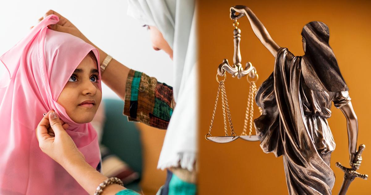 Noktara - Kopftuchverbot aufgehoben - Jetzt muss jedes Mädchen Kopftuch tragen