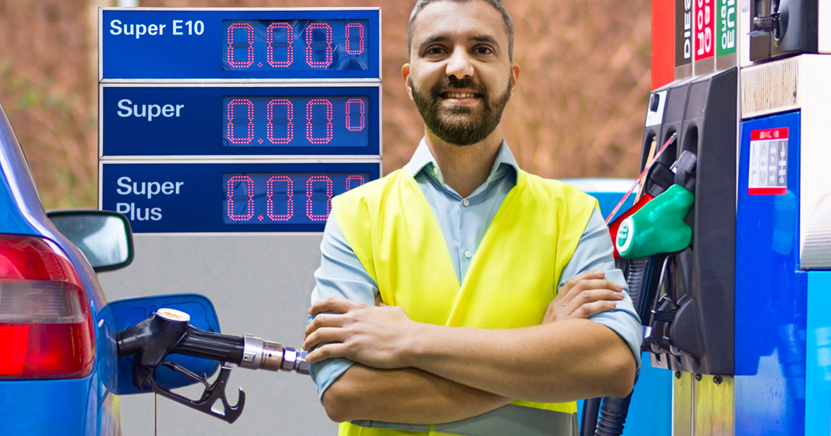 Noktara - Kostenlos tanken - Gratis Benzin dank erfolgreichem Gelbwesten-Protest