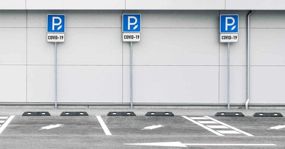 Noktara - Kostenlose Parkplätze für Geimpfte sollen Impfbereitschaft erhöhen