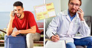 Noktara - Krankschreibung jetzt auch telefonisch aus dem Urlaub möglich
