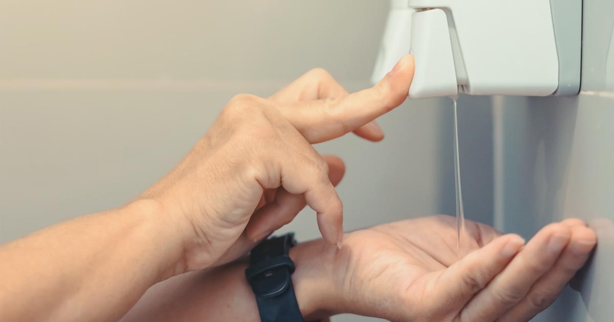 Noktara - Kultusminister beschließen Schulen kommendes Jahr mit Seife auszustatten - Seifenspender