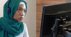 Noktara - Kunde verlangt von Callcenter-Mitarbeiterin ihr Kopftuch abzulegen