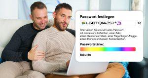 Noktara - LGBTQIA2S+ IT-Experten empfehlen schwule Passwörter