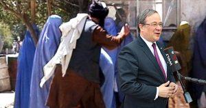 Noktara - Laschet trifft Taliban und stellt dämliche Frage über Afghanistans Zukunft