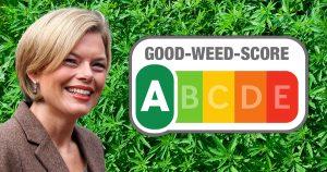 Noktara - Legalisierung- Julia Klöckner will guten Stoff kennzeichnen
