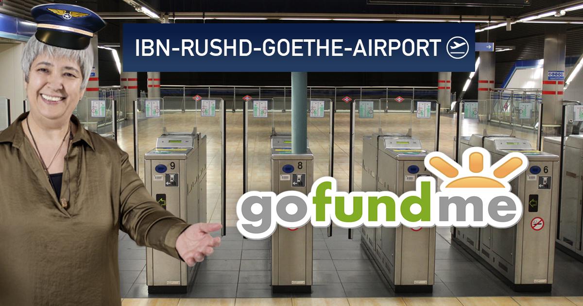 Liberale Moschee braucht dringend Spenden für eigenen Flughafen