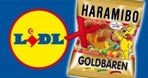 Noktara - Lidl wirft Haribo wegen Schweinegelatine aus den Regalen