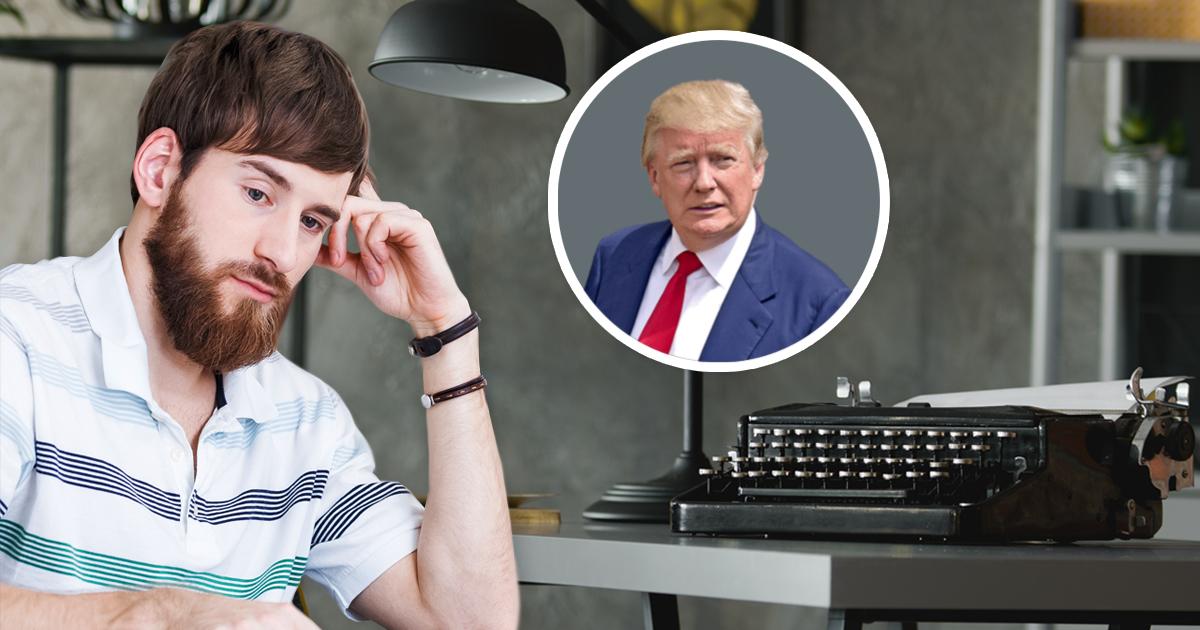 Noktara - Mögliche Amtsenthebung- Satiriker bangen um Verlust von Donald Trump
