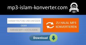 Noktara - MP3 zu Islam-Konverter- Damit wird deine Musik halal