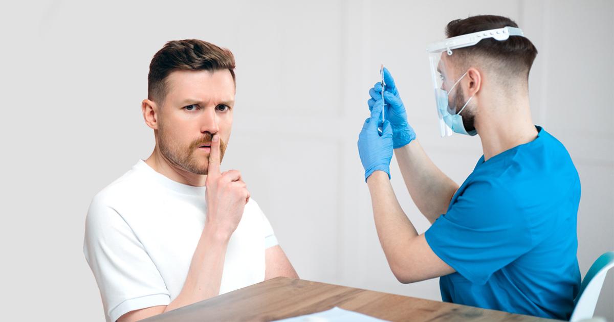 Noktara-Mann-verheimlicht-Impfung-damit-er-nicht-unter-Leute-gehen-muss