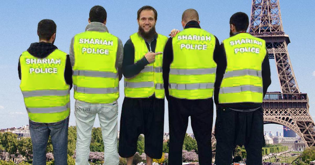 Noktara - Markenrechtsstreit - Scharia-Polizei verklagt Gelbwesten