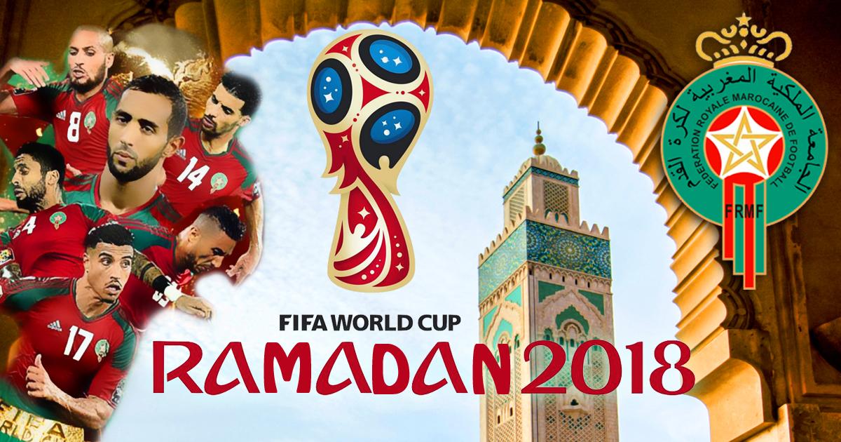 Marokko verkürzt Ramadan wegen Fußball-WM 2018