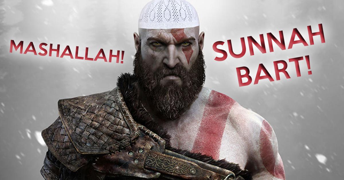 Mashallah: Die 10 prächtigsten Sunnah-Bärte in Videospielen