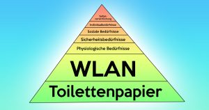 Noktara - Maslowsche Bedürfnispyramide um Toilettenpapier erweitert-Update