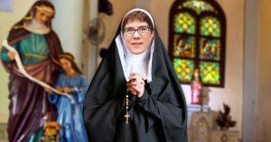Noktara - Mehr Frauen in der Kirche - Annegret Kramp-Karrenbauer wird Nonne