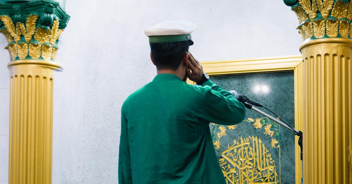 Noktara - Mehr Polizeipräsenz - Polizisten sollen am Freitagsgebet teilnehmen