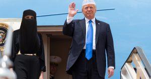 Noktara - Melania und Donald Trump gratulieren Muslimen zum Fest