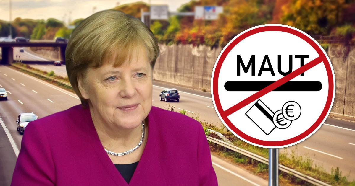 Noktara - Merkel löst Wahlversprechen ein - Ich sagte ja, dass es mit mir keine Pkw-Maut geben wird