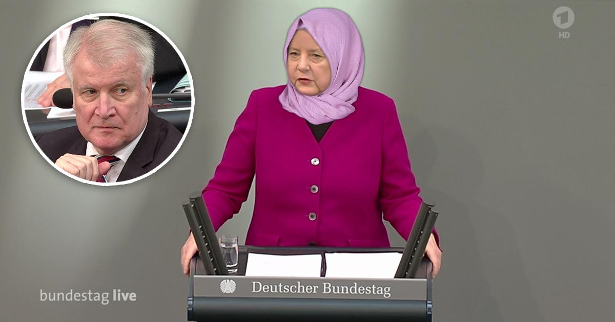 """Merkels Regierungserklärung: """"Deutschland gehört zum Islam!"""""""