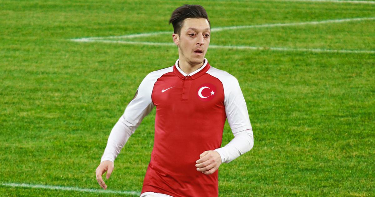 Noktara - Mesut Özil wechselt in die türkische Nationalmannschaft