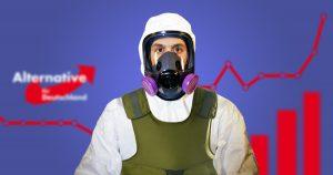 Noktara - Migranten statten sich mit kugelsicheren Westen und Gasmasken aus