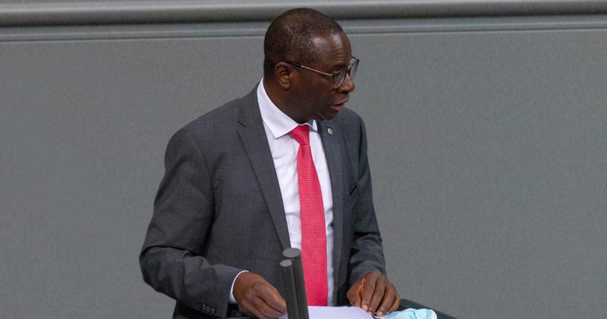 Noktara - Minderheitsregierung- Minderheitsregierung -Erster schwarzer Bundeskanzler für Deutschland - Karamba Diaby