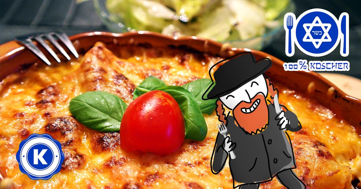 Noktara - Mit diesem Rezept gelingt dir eine koschere Lasagne