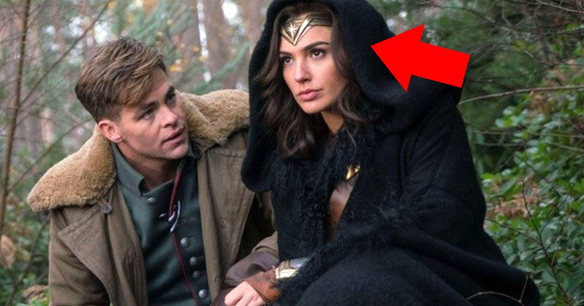 7 Photoshop Fails: So geht Werbung in Saudi Arabien - Wonder Woman