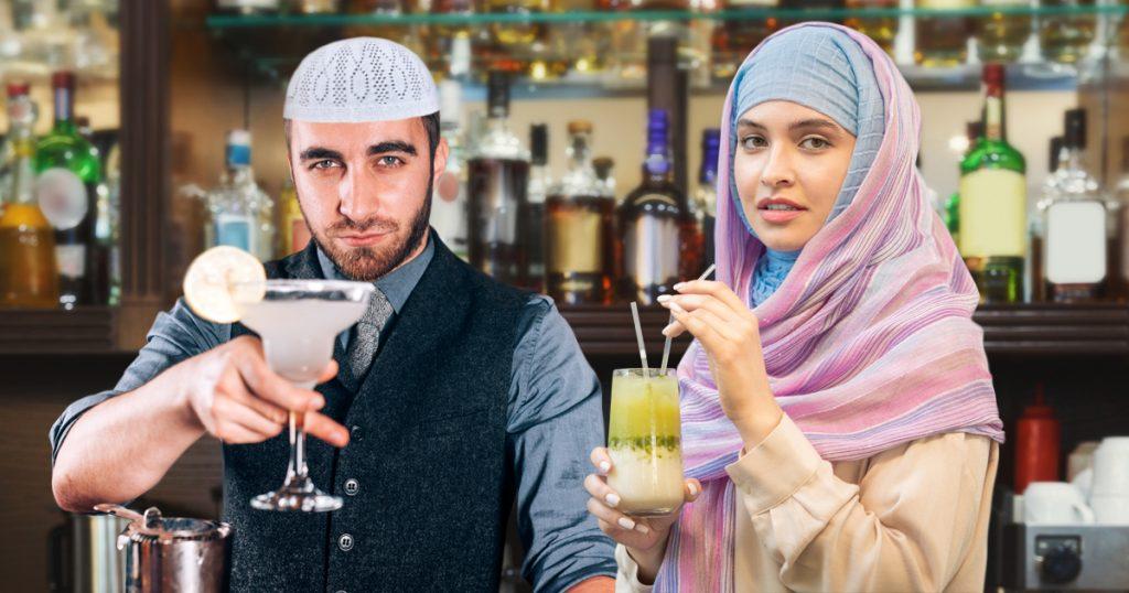 Noktara - Mocktail - Immer mehr Bars servieren muslimische Cocktails ohne Alkohol