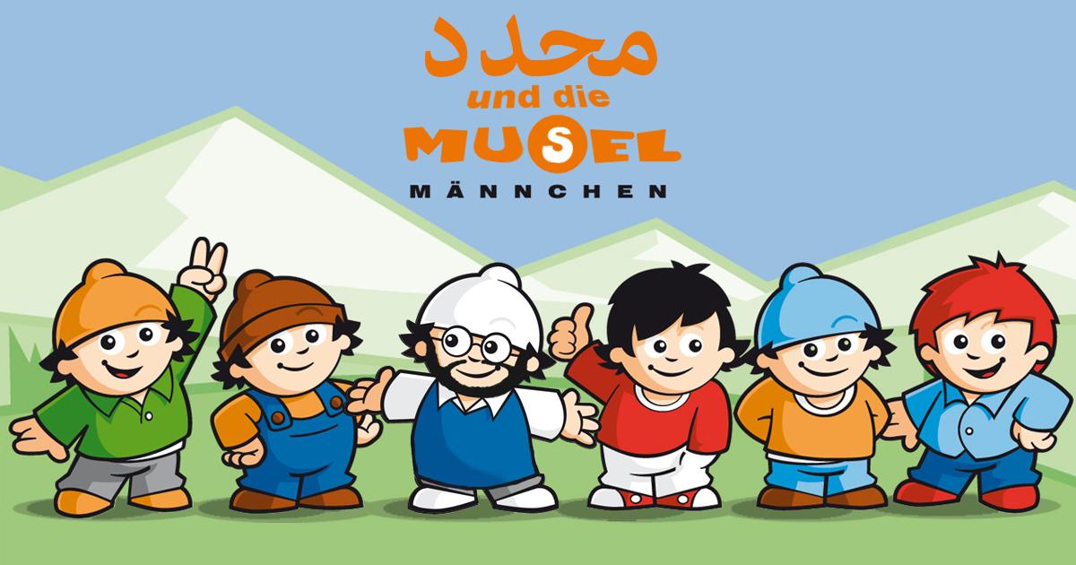 Mohadet: Vom Mainzelmännchen zum Muselmännchen