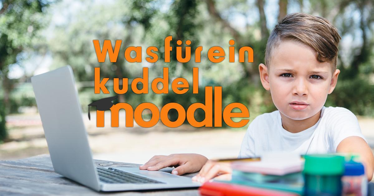 Noktara - Moodle- Niemand konnte mit so vielen Nutzern gleichzeitig rechnen