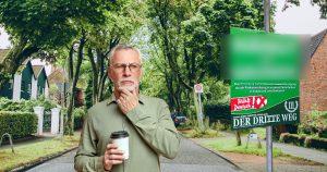 Noktara - Mordaufruf auf Wahlplakaten rechtens, weil Sachsen nicht lesen können - zensiert