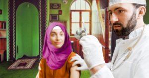 Noktara - Moscheeverbaende verlangen von Besuchern Impfnachweis für Freitagsgebet