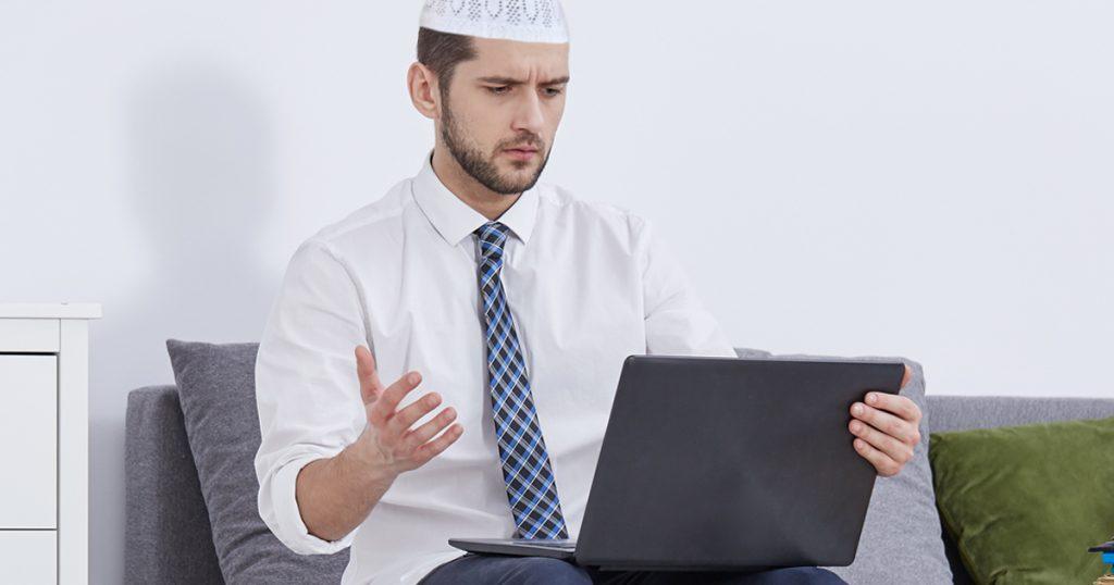Noktara - Muslim googelt nach Fatwa und findet heraus, dass er ein Kafir ist