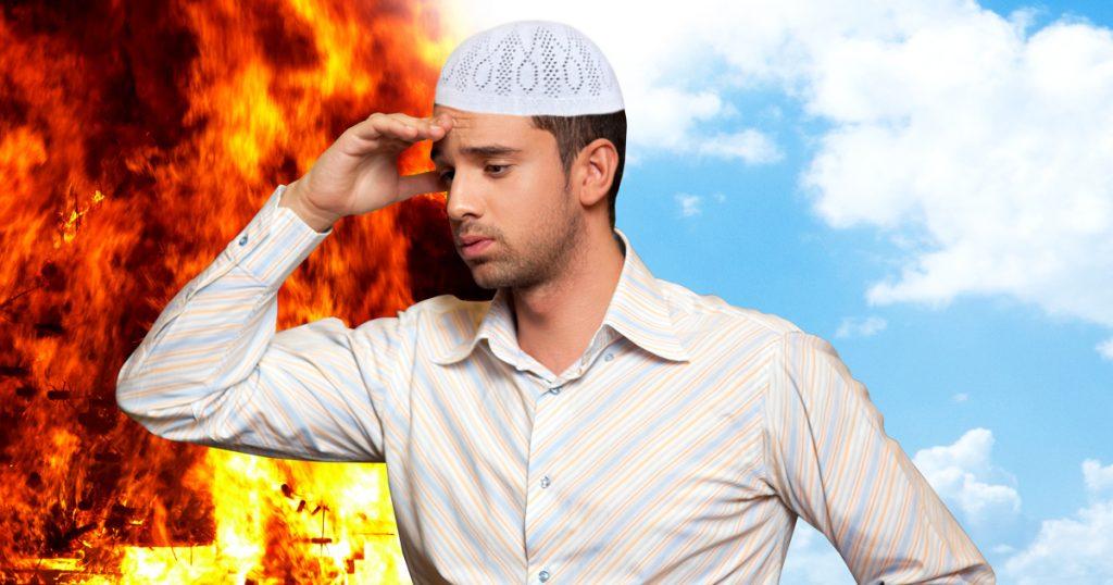 Noktara - Muslim schockiert, dass er doch nicht automatisch ins Paradies kommt