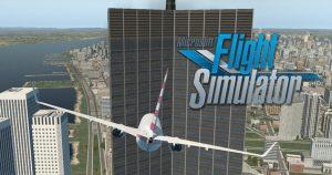 Noktara - Muslim spielt Microsoft Flight Simulator und ist überhaupt nicht verdächtig