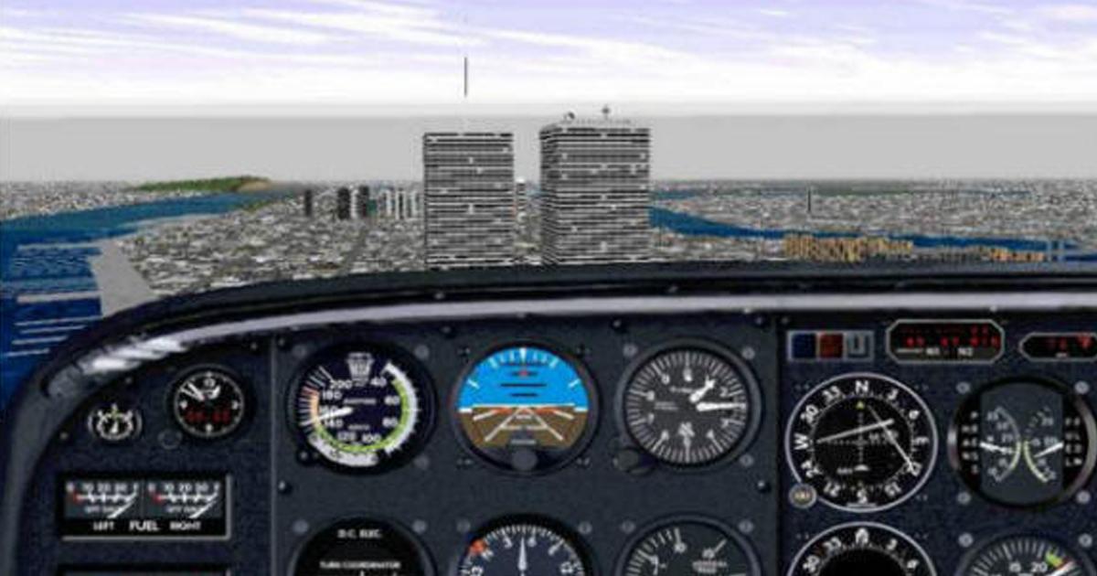 Noktara - Muslim spielt Microsoft Flight Simulator und ist überhaupt nicht verdächtig-Screenshot