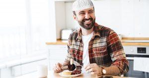 Noktara - Muslim vergisst wegen Corona glatt, dass er fastet - Ramadan vergessen