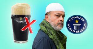 Noktara - Muslim weigert sich Guinness Weltrekord aufzustellen