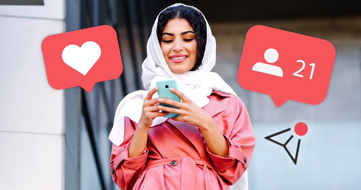 Noktara - Muslima schreibt - Keine Freundschaftsanfragen von Männern- ins Profil, um Männer anzulocken
