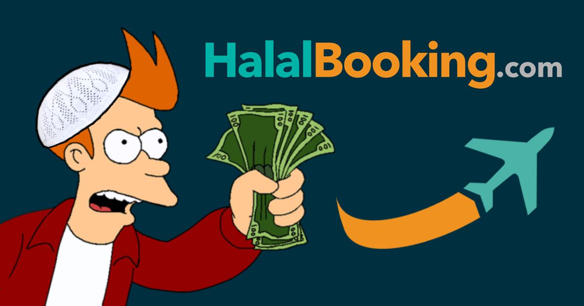 Noktara - Muslime bereit viel mehr für Urlaub in Halal Hotel zu bezahlen