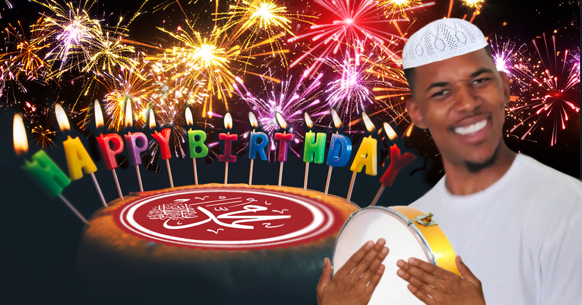 Muslime feiern Mawlid erst am Freitag, damit es keine Bid'a ist
