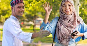 Noktara - Muslime froh über Corona, weil niemand Hand zur Begrüßung erwartet