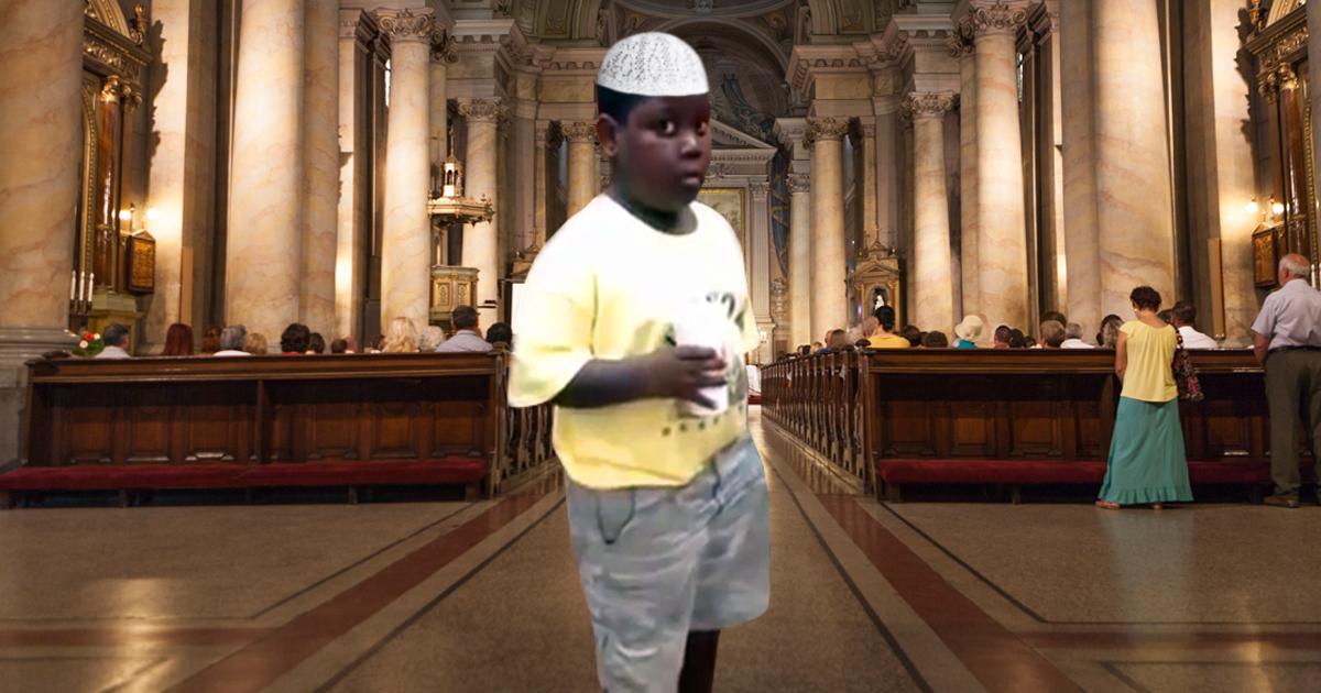 Noktara - Muslime froh, dass nur über volle Ostergottesdienste berichtet wird