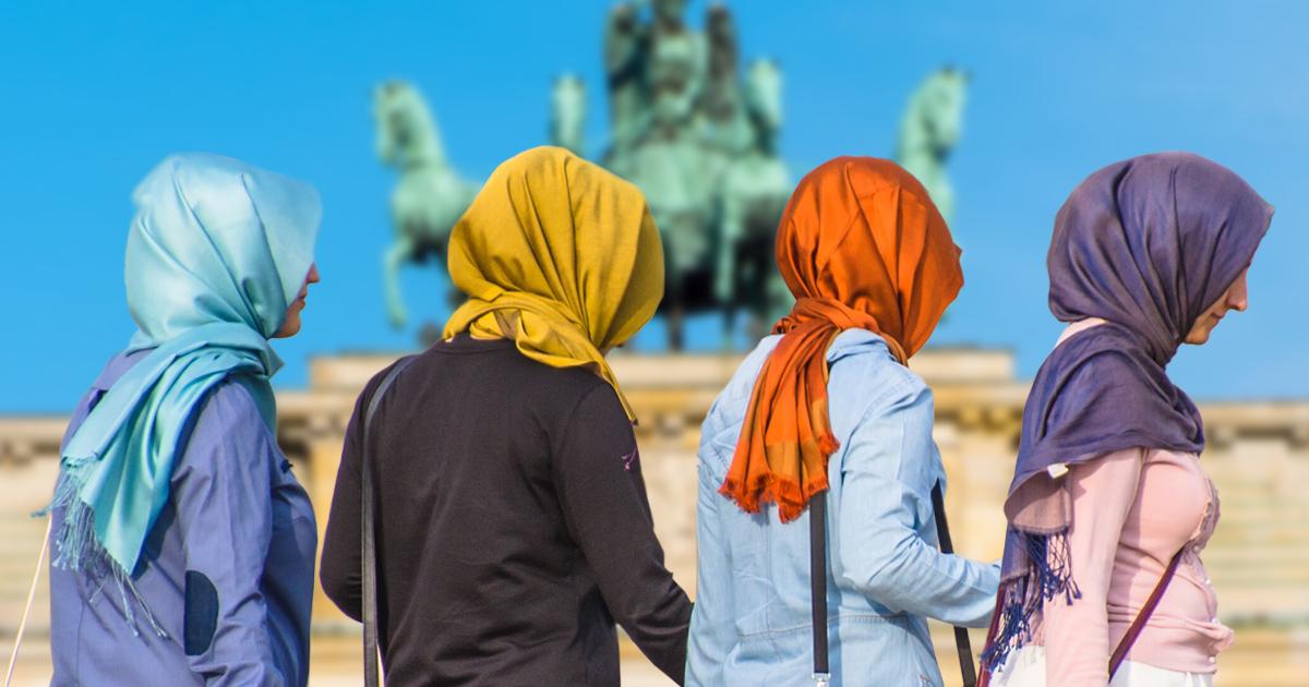Noktara - Muslime in Deutschland spätestens in 5 Jahren in der Mehrheit