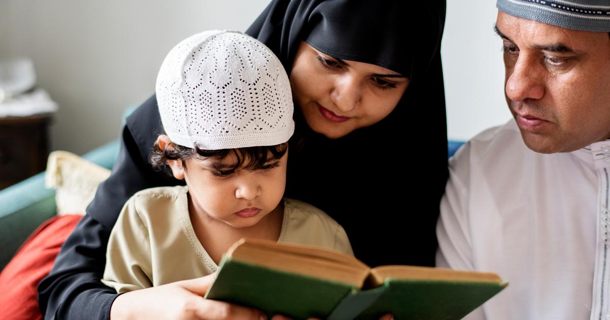 Noktara - Muslimische Eltern