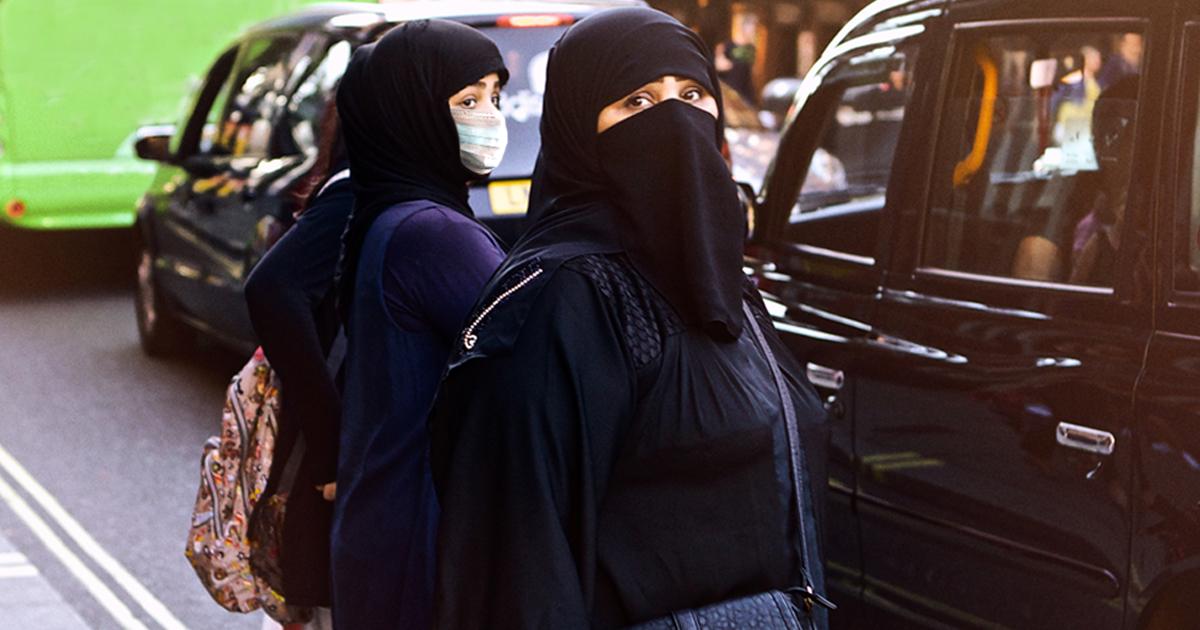 Noktara - Muslimische Frauen begrüßen weltweite Mundschutzpflicht