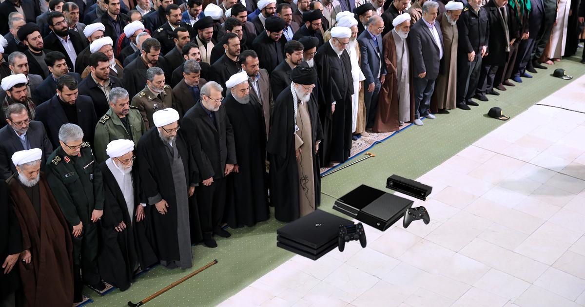 Noktara - Muslimische Gamer verabschieden sich mit Totengebet von Last-Gen-Konsolen