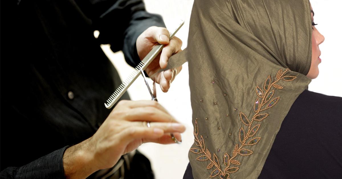 Muslimischer Friseur Für Hijabis Eröffnet Noktarade