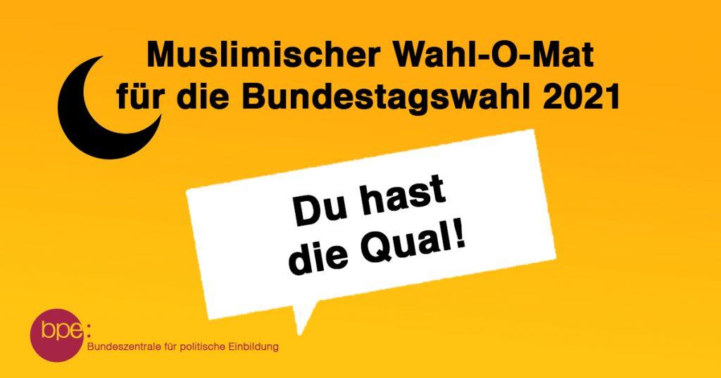 Noktara - Muslimischer Wahl-o-mat - Bundestagswahl 2021